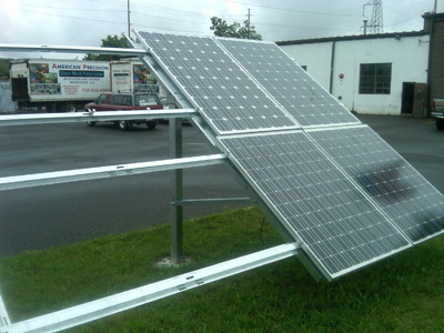 PV Solar Ground Mounts-1