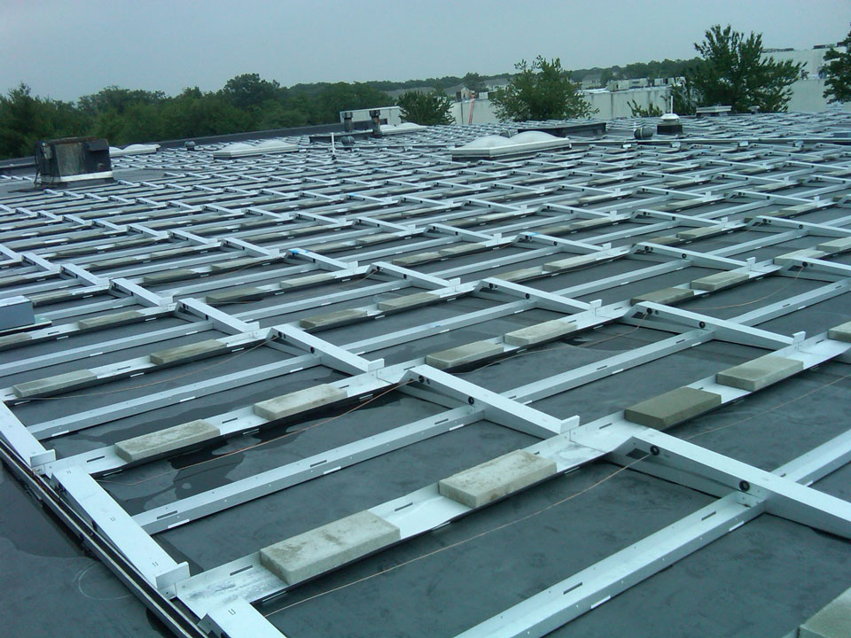 Solar Panel Roof Mounts Rooftop Solar Mounting Pv